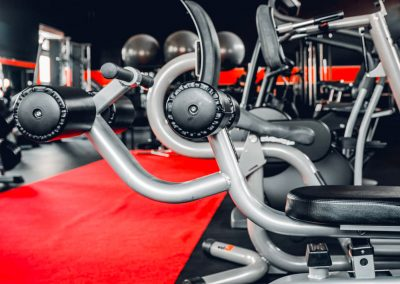 BlackGym Fitness